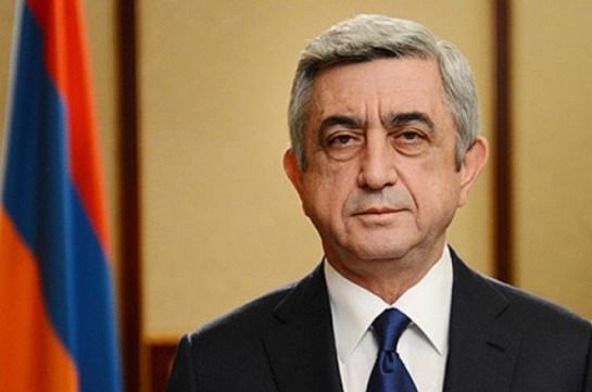 Սերժ Սարգսյան. ՀՔԾ   ՀՐԱՏԱՊ ԼՈՒՐ